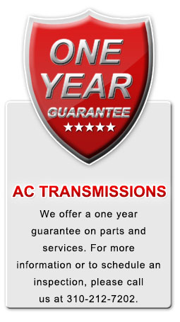 CVT Transmission Repair and Service - Torrance, Los Angeles